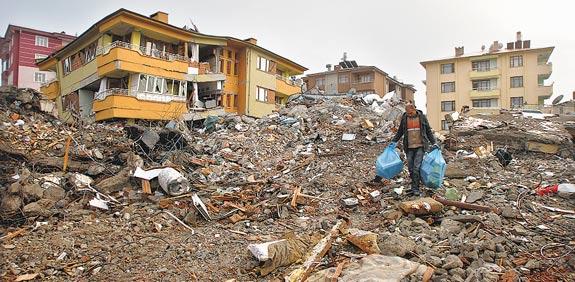 רעידת אדמה בישראל: רעידת אדמה פקדה את טורקיה